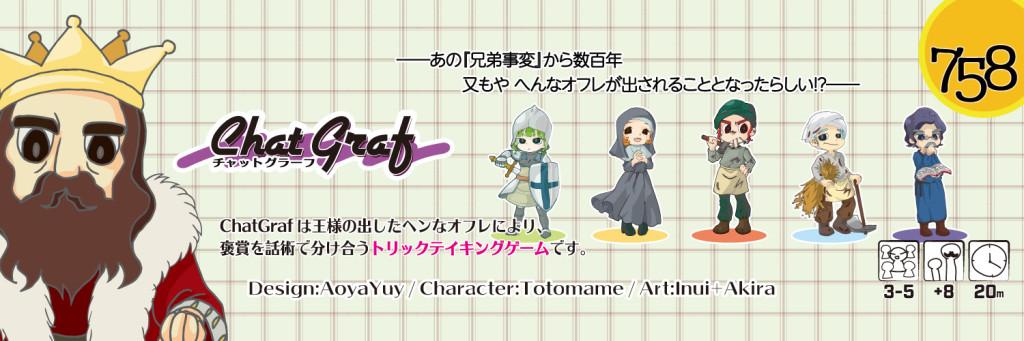 ChatGraf(ついったばな